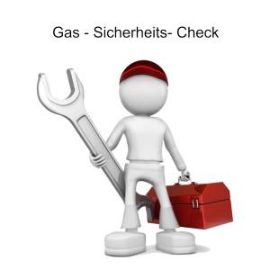 Gas - Sicherheits - Check